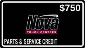 Nova.PASSPORT PRIZE_PARTS & SERVICE CREDIT